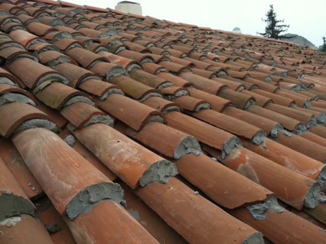 Good testimonial photo diynot forums for Spanish clay tile roof
