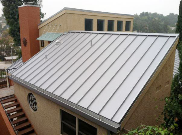 Metal Roof in La Habra Heights