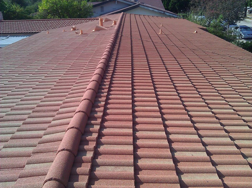Roof in La Habra
