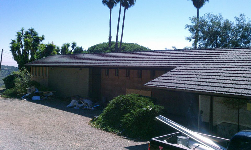 ANR Roofing installs a Gerard metal shingle roof in Montclair.