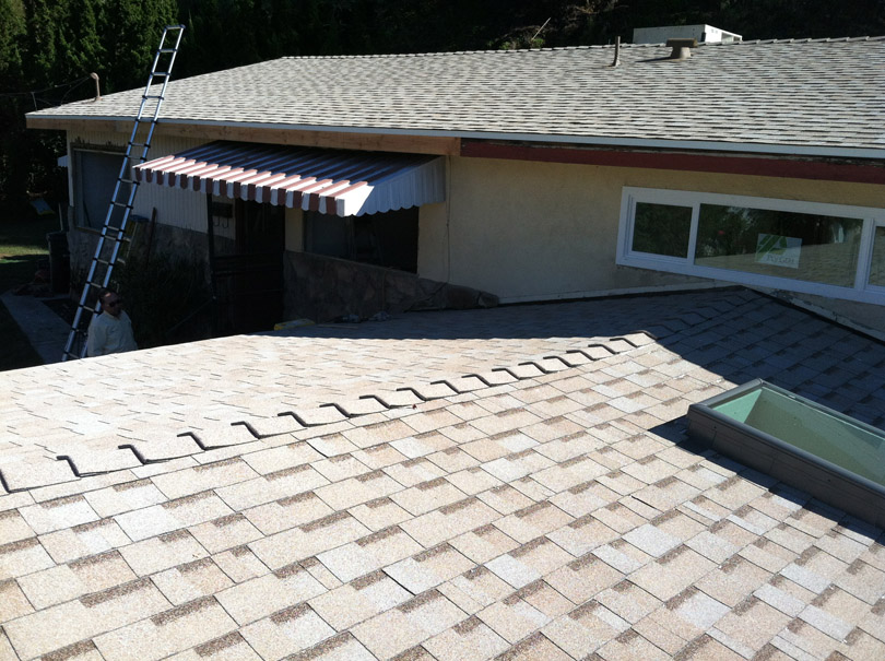 asphalt shingle roof in West Covina, 91790